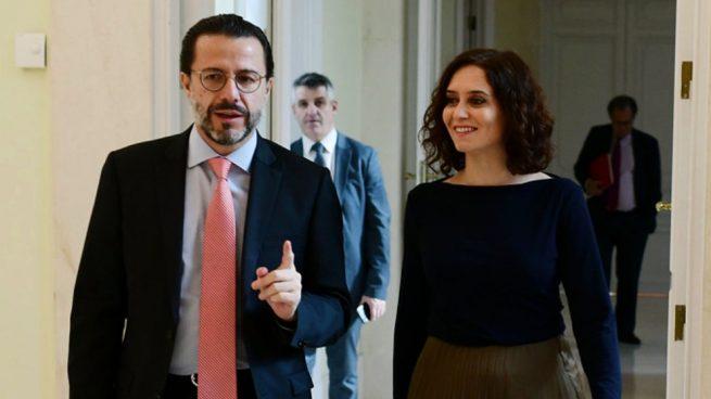 Ayudas Comunidad de Madrid