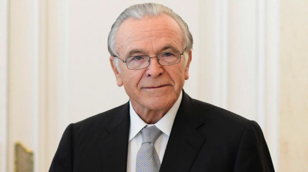 El presidente de la Fundación Bancaria la Caixa, Isidre Fainé. (Foto: Comunidad)
