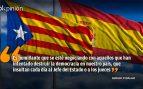 Catalán y español, especie en peligro de extinción