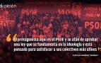 Ni Alfonso Guerra ni Joaquín Leguina consideran constitucional la LIVG