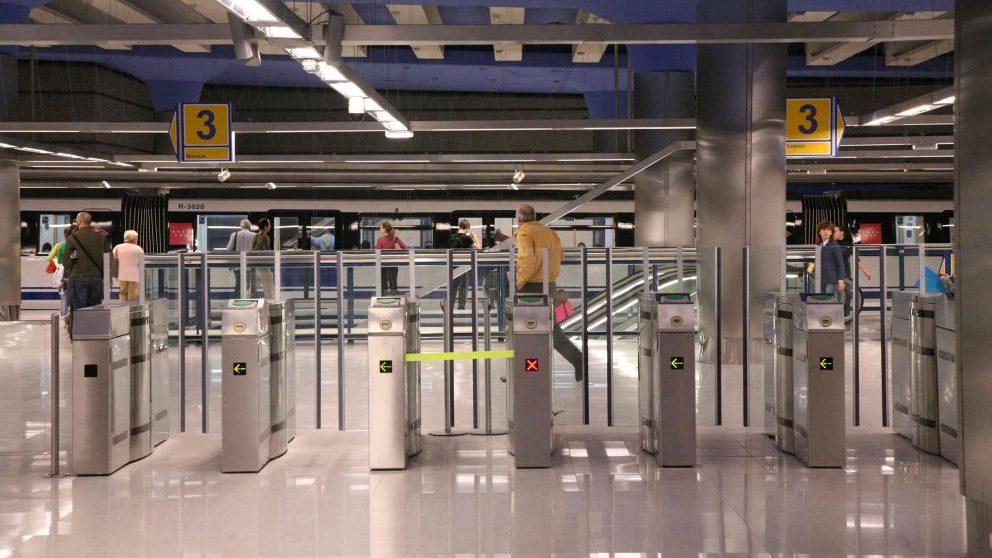 Ticketing Metro de Madrid @Indra