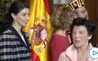 La cobra de Celáa a la nueva Presidenta del Senado que se ha hecho viral en las redes