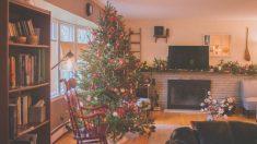 El árbol de Navidad es el gran protagonista de la decoración navideña