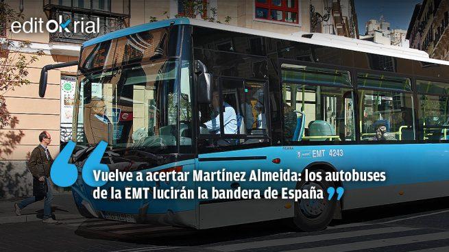 Madrid exhibe su compromiso con la Constitución