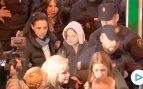 Greta Thunberg llega a Madrid entre fuertes medidas de seguridad para liderar la Marcha por el Clima