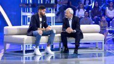 Rudy Fernández visita 'Volverte a ver'