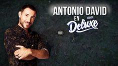 Antonio David Flores hablará en 'Sábado Deluxe'