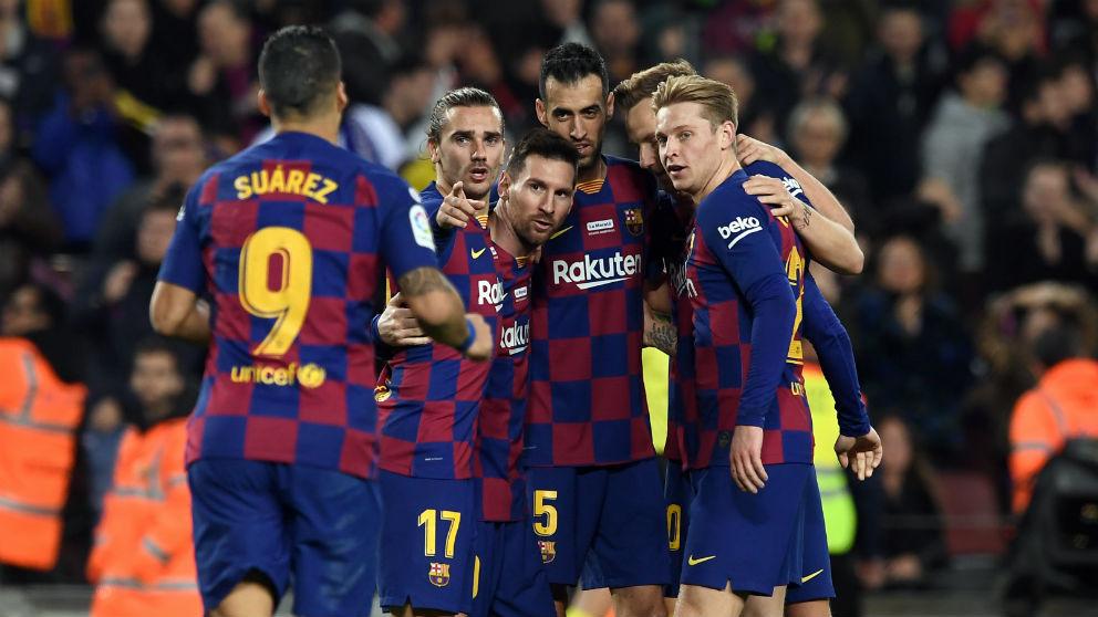 Los jugadores del Barça donarán dinero para que el resto de empleados cobre el 100% de su sueldo