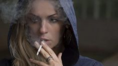 Tabaquismo: el 22% de la población en España afirma fumar a diario