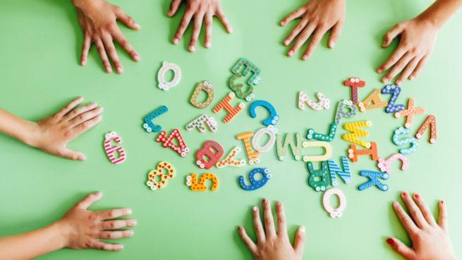 Juegos educativos para niños con palabras
