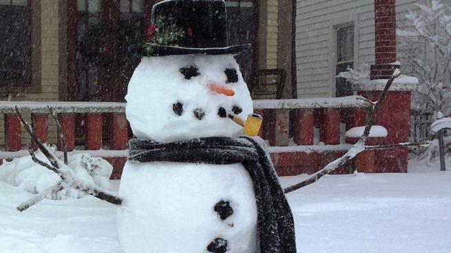 Cuál Es El Origen Del Muñeco De Nieve De La Navidad