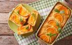Receta de pastel de cuscús y naranja