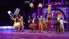 El Circo Price ofrece una representación muy original en el mes de diciembre