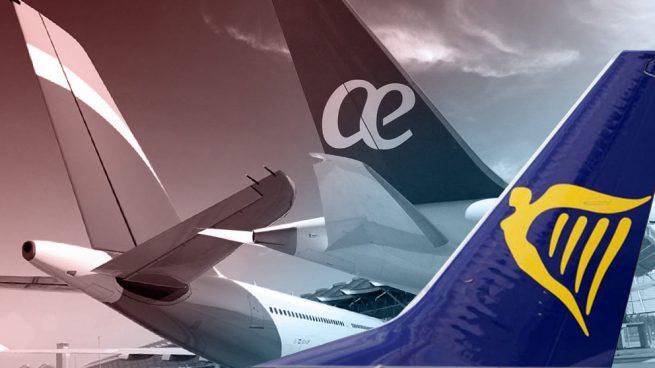 La unión de Iberia y Air Europa no logrará superar a Ryanair en el mercado internacional de vuelos