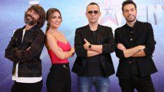 Los jueces de 'Got Talent'