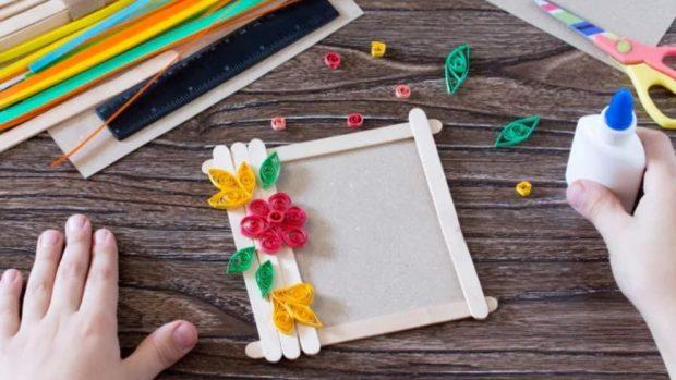 Manualidades de Navidad para hacer con niños de primaria