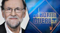 Mariano Rajoy vuelve esta semana a 'El Hormiguero'