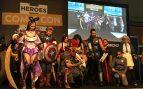 Héroes Comic Con Madrid 2018 en IFEMA: concurso de cosplay.