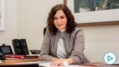 La presidenta de la Comunidad de Madrid, Isabel Díaz Ayuso. (Ep)