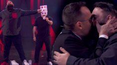 Risto y Boris en 'Got Talent'