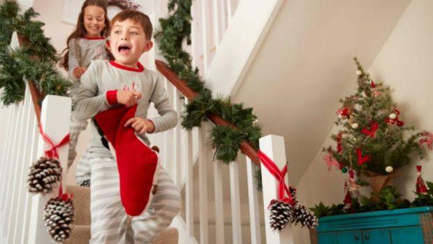 Consejos para eliminar el estrés de la mañana de Navidad