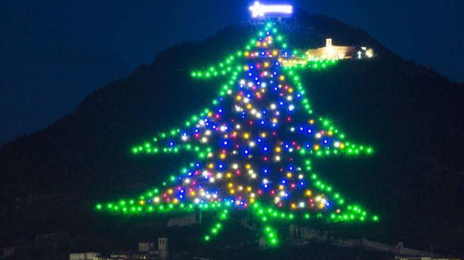 Cuál es el árbol de Navidad más grande del mundo