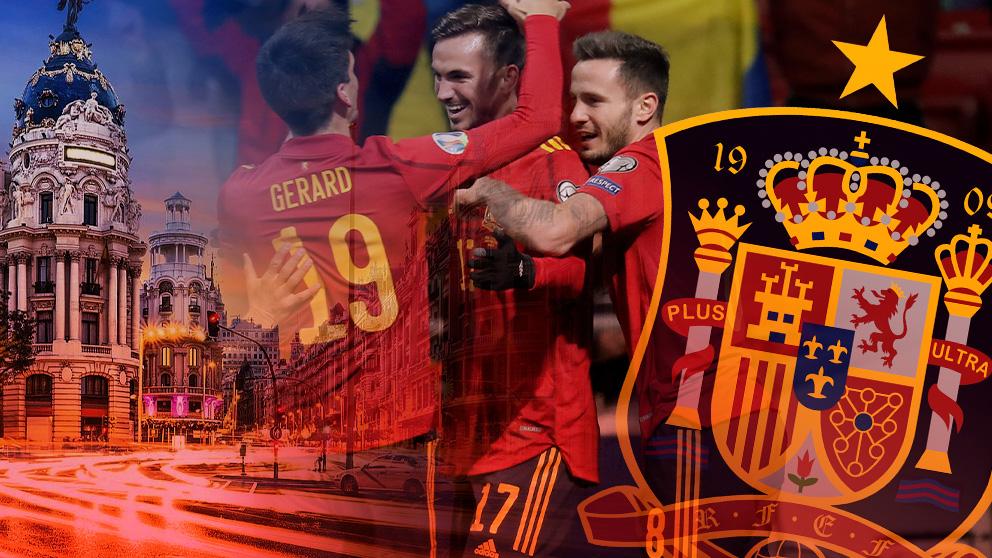 La selección española se queda en Madrid para la Eurocopa.