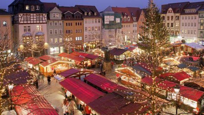 Los mercados navideños suelen ser abundantes en la ciudad de Berlín.