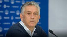 Paco Zas, presidente del Deportivo de la Coruña (Rcdeportivo.es)