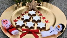 Receta de 5 aperitivos para esta Navidad