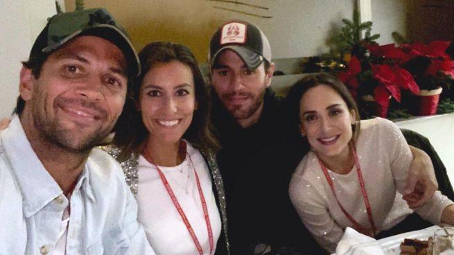 Instagram: Tamara Falcó lo da todo en el concierto de su hermano