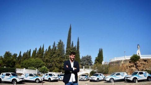 Antonio Caballero, CEO delGrupo HispanoSegur.