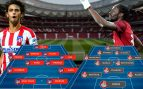 Atlético de Madrid – Lokomotiv: A ganar como 'lokos'