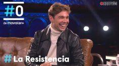 Carlos Cuevas en 'La Resistencia'