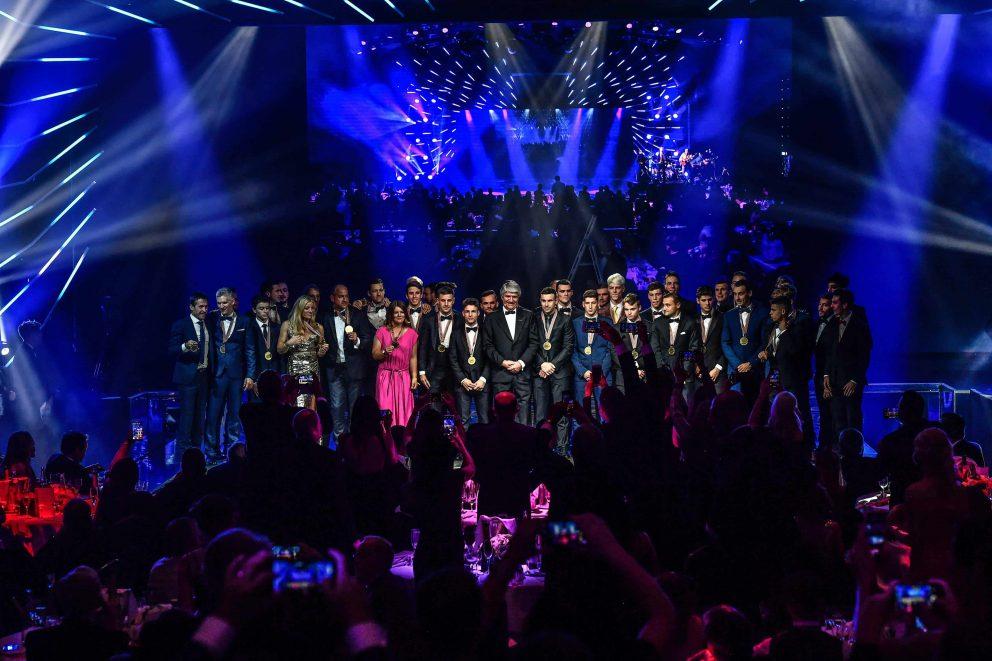 Campeones de los FIM Awards @FIM