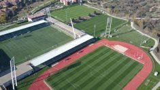 Ciudad del Fútbol de Las Rozas. (RFEF)