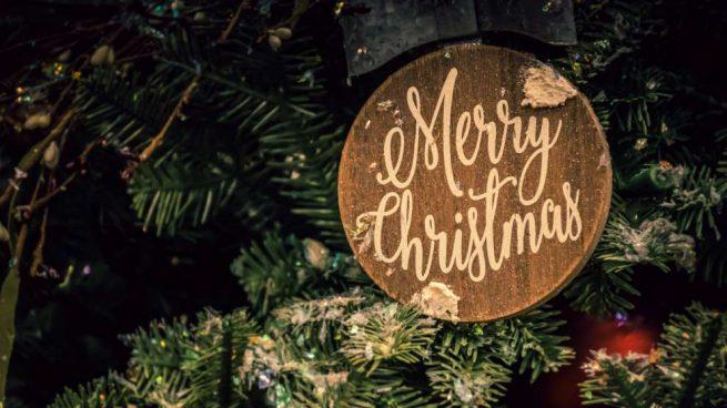 decoración low cost en Navidad