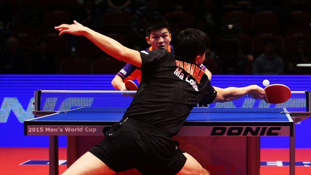 Dónde se inventó el ping-pong