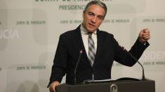 El consejero de la Presidencia, Administración Pública e Interior y portavoz del Gobierno andaluz, Elías Bendodo. (Ep)