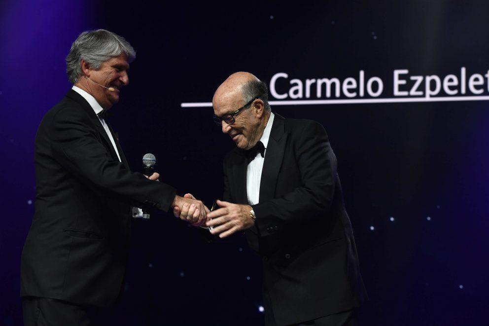 Carmelo Ezpeleta, CEO de Dorna @FIM