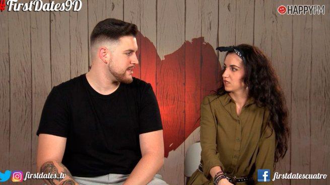 'First Dates': El curioso motivo por el que una comensal le pidió el DNI a su cita