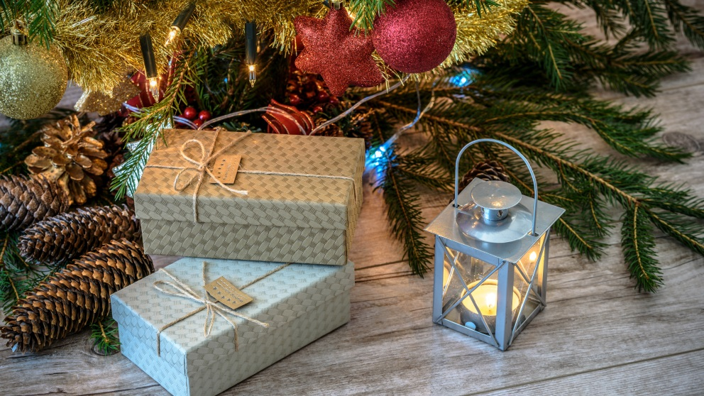 La iluminación es muy importante en Navidad