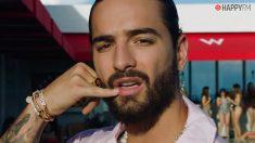 Maluma sorprende con esta imagen, que confirmaría su relación sentimental