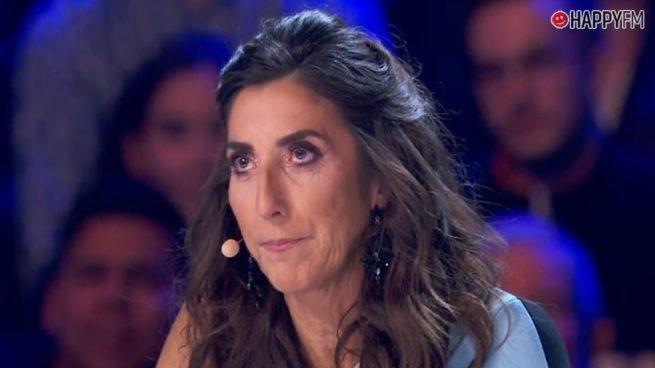 'Got Talent': Paz Padilla pulsa el botón dorado por error en la semifinal