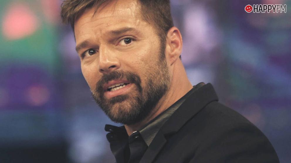 Ricky Martin impacta con este vídeo subido de tono