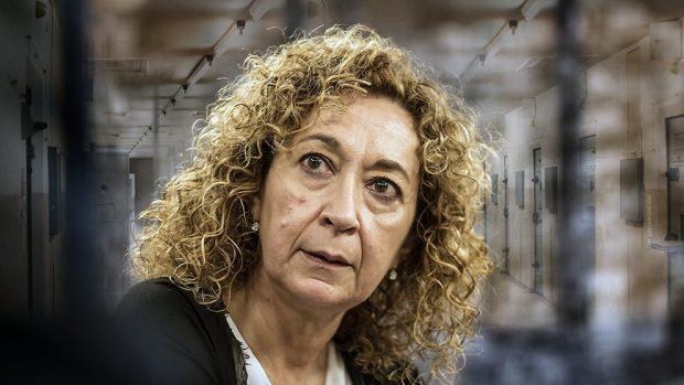 Esther Capella, consejera de Justicia de la Generalitat