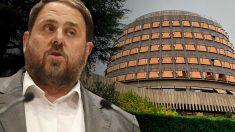 El Tribunal Constitucional desestima el recurso de Oriol Junqueras.