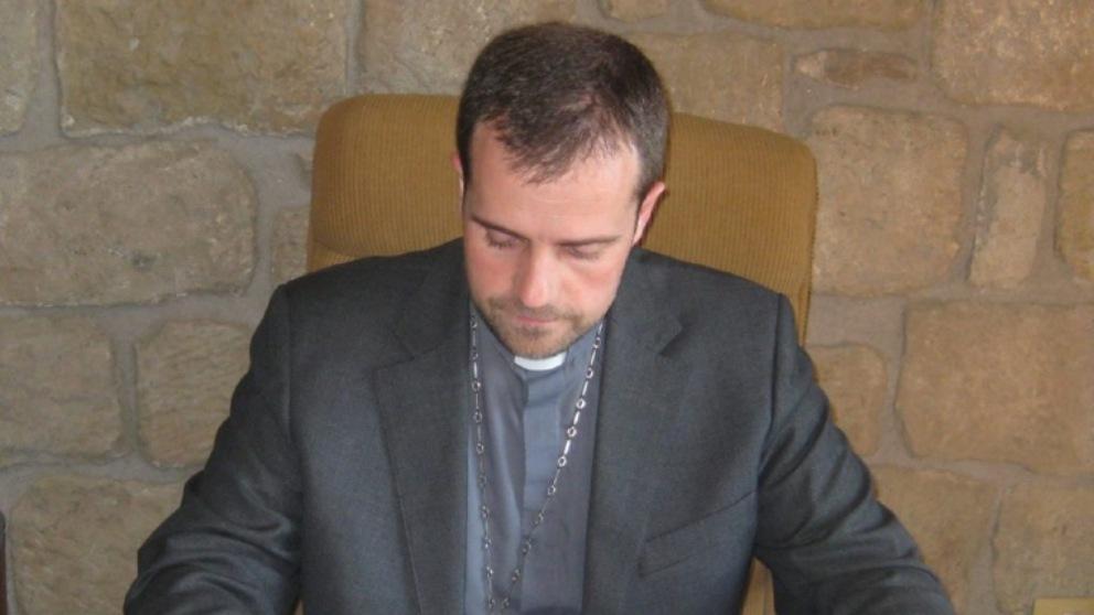 El obispo de Solsona, Xavier Novell. Foto: EP