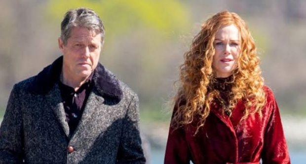 una escena de 'The Undoing', una nueva serie de HBO con Nicole Kidman y Hugh Grant.