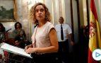Batet enfría la investidura de Sánchez: «Habrá que ver cómo evolucionan las negociaciones»